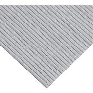 Ergonomischer Läufer, Zuschnitt, 1000 mm breit, grau