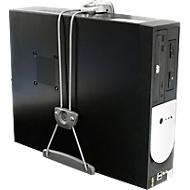Ergotron universele CPU houder, maat verstelbaar, draagvermogen 22,7 kg
