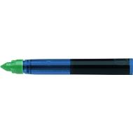 Ersatzminen für Tintenroller Schneider One Change, 5 Stk., grün