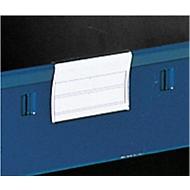 Etiket voor magazijnbak, B 85 mm, 100 stuks