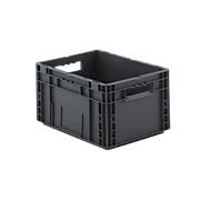 Eurobox SSI Schäfer serie MF 4220, gesloten, polypropeen, L 400 x B 200 mm, 19,7 l