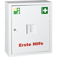 Eurosafe Industrie Norm, met inhoud conform DIN 13169, wit