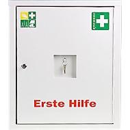Eurosafe Industrie Norm Plus, met inhoud conform DIN 13169 en uitbreidingsset, wit