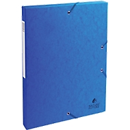 Exabox blauw, rugbreedte 25 mm breed
