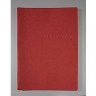 F3 Bewerbungsmappen, SET, DIN A4-Format, Karton, Kapazität 20 Blatt, bordeaux