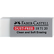 Faber Castell gomme synthétique DUST-FREE