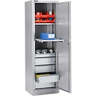 Fachboden für Materialschrank MS 2506, 422 x 458 mm