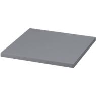 Fachboden TOPAS LINE, für Regale und Schränke, B 400 mm, graphit
