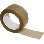 Fadenverstärktes PVC-Klebeband, braun, 6 Rollen