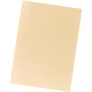 FALKEN Aktendeckel, DIN A4, Karton, chamois