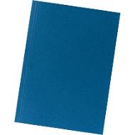 FALKEN dossiermap, A4, karton, blauw
