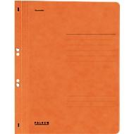 Falken Ösenhefter, DIN A4, ganzer Deckel, 1 Stück, orange