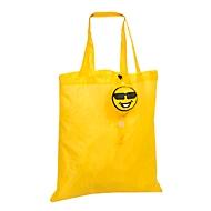 Faltbare Einkaufstasche, Cool, Standard, Auswahl Werbeanbringung optional