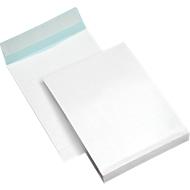 Faltenversandtasche mit Klotzboden und Haftklebung, C4, 100 Stück