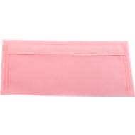 Farbige Briefumschläge DIN lang ohne Fenster, mit Haftklebung, pink