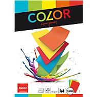 Farbiges Kopierpapier Elco switzerland Elco Color, DIN A4, 80 g/m², farbsortiert, 1 Paket = 200 Blatt