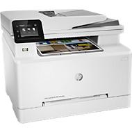Farblaser-Multifunktionsgerät HP Color LaserJet Pro M283fdn, 4 in 1, USB/LAN, Duplex, bis A4, inkl. Tonern