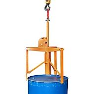 Fassgreifer 3P, Spannbereich von 270 bis 680 mm, orange (RAL 2000)