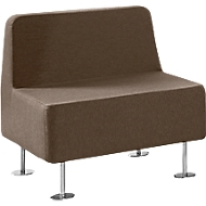 Fauteuil WALL IN, cappuccino