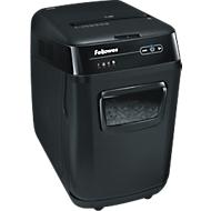 Fellowes® Aktenvernichter AutoMax 200C, Partikelschnitt 4 x 38 mm