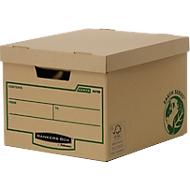 Fellowes Archivschachteln Bankers Box® Earth, passend f. 4 Archivschachteln, 10 Stück