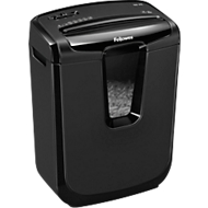 Fellowes® destructeur de documents Powershred® M-7C, coupe croisée 4 x 46 mm, P-3