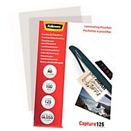 Fellowes® pochettes de plastification ImageLast,, A6, 125 microns, 100 pièces