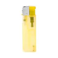 Feuerzeug, Gelb, Standard, Auswahl Werbeanbringung optional
