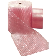Film à bulles AirCap à couche de sécurité, 120 mm x 100 ml., 1 roul.