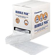 Film à bulles AirCap à couche de sécurité distributeur, 300 mm x 50ml.