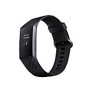 Fitbit Charge 3 - Carbon-Schwarz - Aktivitätsmesser mit Sportband - schwarz