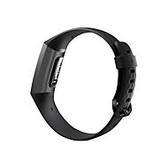 Fitbit Charge 3 - graphite - Aktivitätsmesser mit Sportband - schwarz