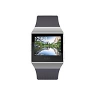 Fitbit Ionic intelligente Uhr - Blue Grey, silbergrau