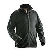Fleece Jacke Jobman 5501 PRACTICAL, PSA-Kategorie I, schwarz, Polyester, M