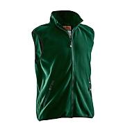 Fleecevest Jobman 7501 PRACTICAL, bosgroen, polyester, XL
