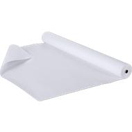 Flipchart papier op rol van 35 m lang, 80 g/m²