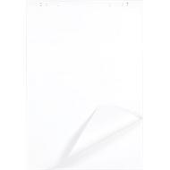 Flipchart-papierblokken, 70 g/m², blanco, 5 stuks