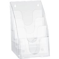 Folderstandaard, 4 vakken, DIN A5