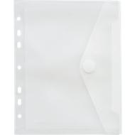 FolderSys Dokumententasche, DIN A5, Klettverschluss, Abheftrand
