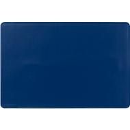 Folie-schrijfonderlegger zonder transparant dekblad, blauw