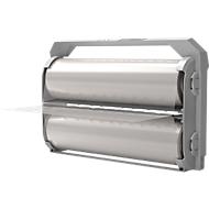 Foliecassette GBC Foton 30, met lamineerfolie, varianten 75 mic, hoogglans, met laminaatfolie.