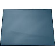 Folien-Schreibunterlage mit Vollsichtplatte, blau