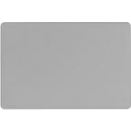 Folien-Schreibunterlage o. Vollsichtplatte, grau