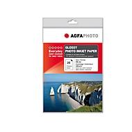 Fotopapier AgfaPhoto Everyday Glossy, 20 Blatt, DIN A4, hochglänzend
