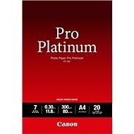 Fotopapier CANON, 300 g/m², 20 Blatt, A4