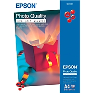 Fotopapier EPSON Photo Quality Ink Jet Paper, 100 Blatt