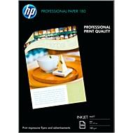 Fotopapier HP Superior matt, A4, 100 Blatt