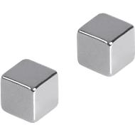 Franken Aimants Cube, 10x10x10 mm, 2 pièces