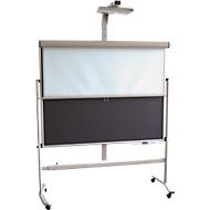 FRANKEN écran de projection enroulable ProLine, 1800 x 1800 mm