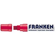 Franken Jumbo Kreidemarker ZKML07, pink, Strichstärke 5 - 15 mm